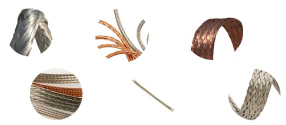Tresses de masse - Tresse cuivre